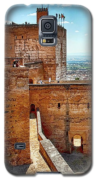 Alhambra Tower Galaxy S5 Case