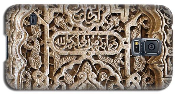 Alhambra Wall Panel Galaxy S5 Case by Jane Rix