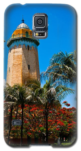 Alhambra Water Tower Galaxy S5 Case by Ed Gleichman