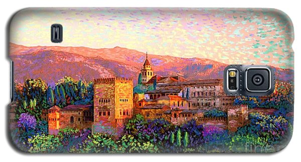 Alhambra, Grenada, Spain Galaxy S5 Case by Jane Small
