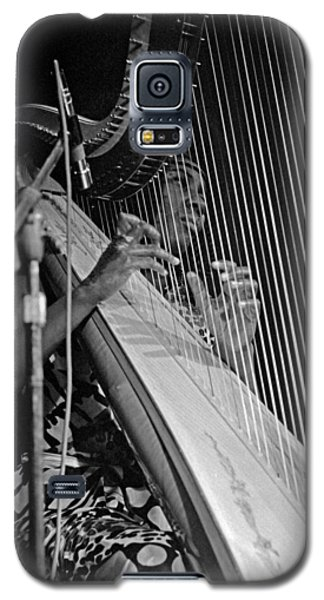 Alice Coltrane On Harp Galaxy S5 Case