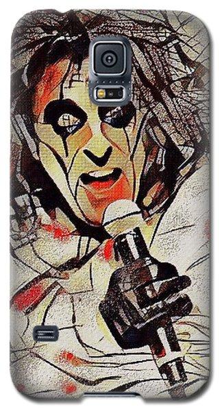 Alice Cooper Galaxy S5 Case
