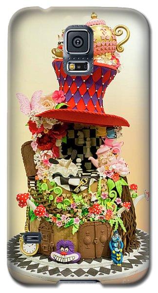 Alice In Wonderland #1 Galaxy S5 Case