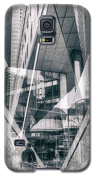 Galaxy S5 Case featuring the photograph Alice Tully Hall by Dave Beckerman