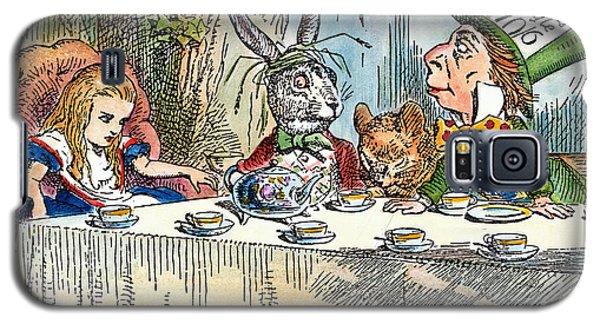Alices Mad-tea Party, 1865 Galaxy S5 Case