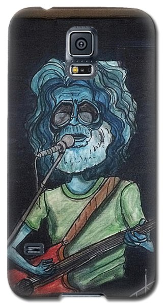 Alien Jerry Garcia Galaxy S5 Case