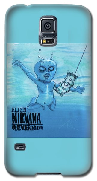 Alien Nevermind Galaxy S5 Case