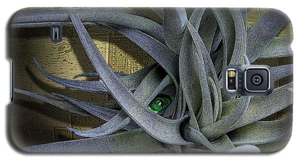Alien Peek-a-boo Galaxy S5 Case