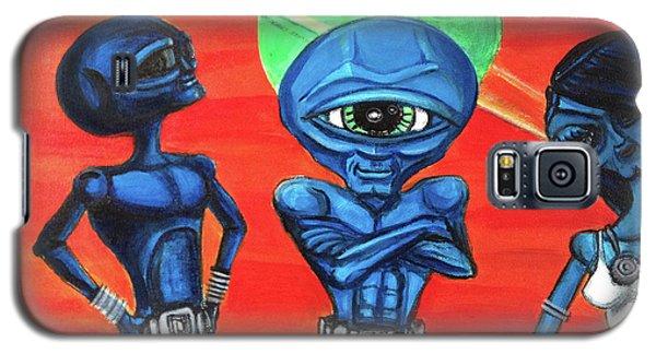 Alien Posse Galaxy S5 Case