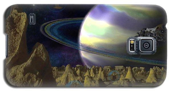 Alien Repose Galaxy S5 Case