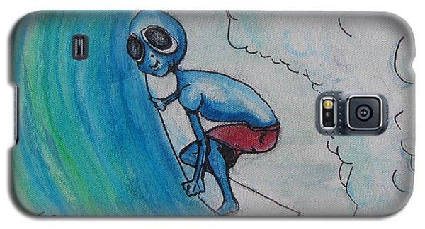 Alien Tube Galaxy S5 Case