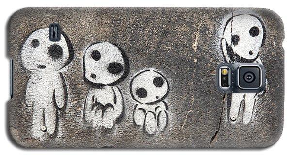 Aliens Galaxy S5 Case by Michal Boubin