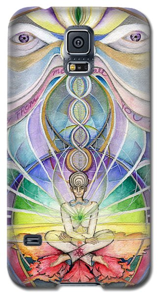 Alignment Mandala Galaxy S5 Case