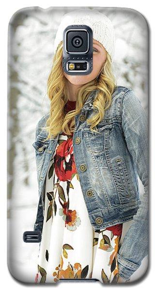 Alison Galaxy S5 Case