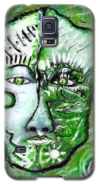 Alive A Mask Galaxy S5 Case