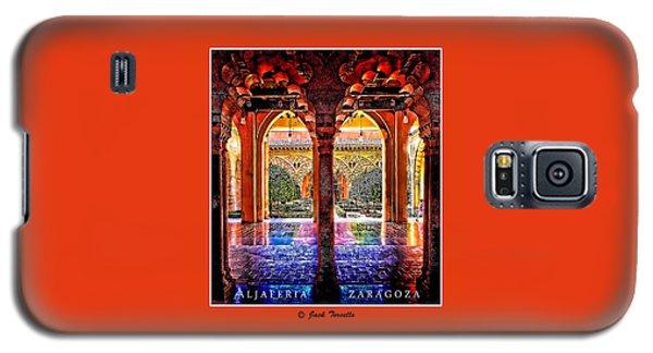 Aljaferia Coloratura Galaxy S5 Case by Jack Torcello