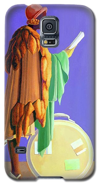 All Aboard Galaxy S5 Case