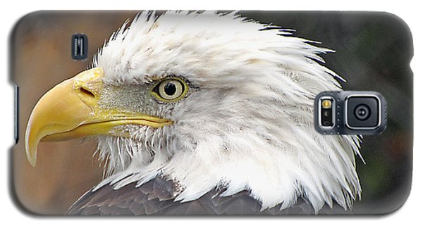 Galaxy S5 Case featuring the photograph All American Bird by Martha Ayotte