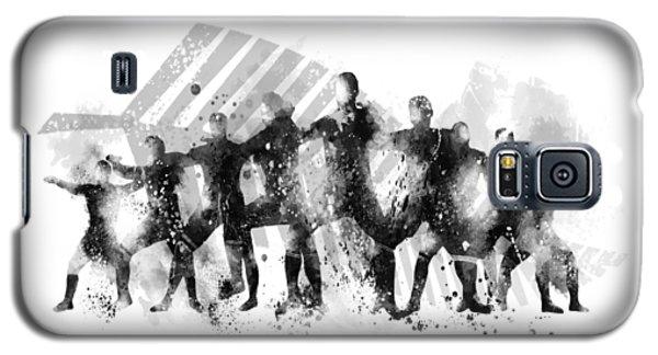 All Blacks Haka Galaxy S5 Case