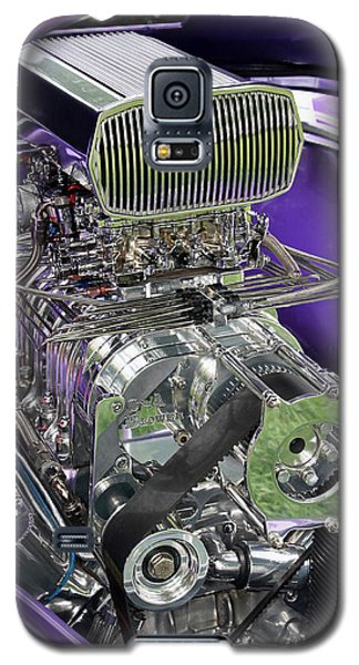 All Chromed Engine With Blower Galaxy S5 Case