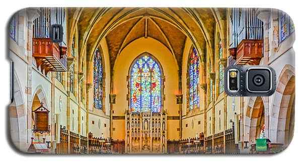All Saints Chapel, Interior Galaxy S5 Case