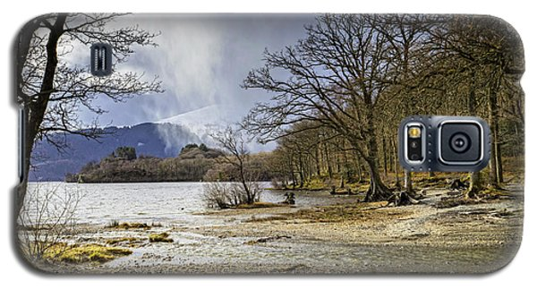 Galaxy S5 Case featuring the photograph All Seasons At Loch Lomond by Jeremy Lavender Photography