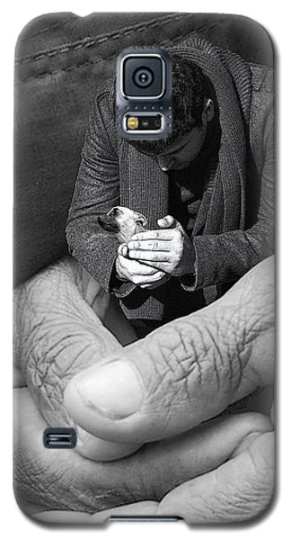 All That Is Precious Galaxy S5 Case by I'ina Van Lawick