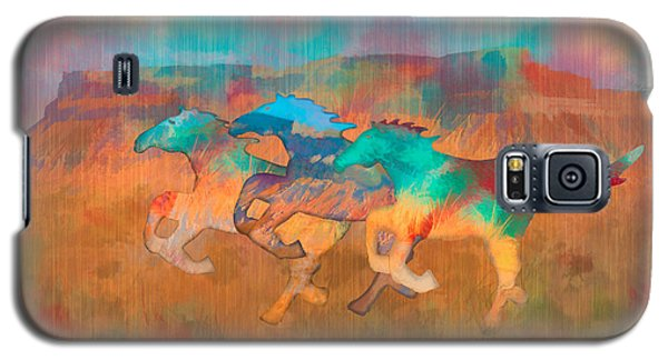 All The Pretty Horses Galaxy S5 Case