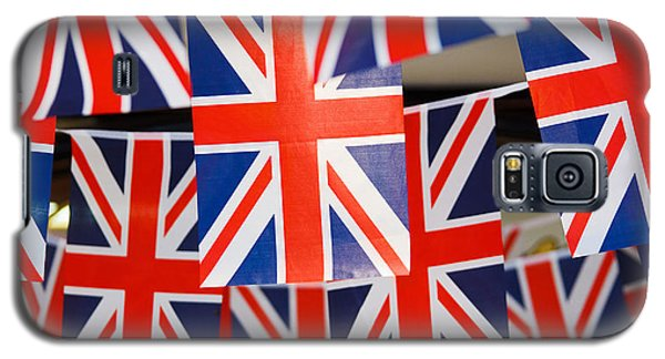 Galaxy S5 Case featuring the photograph All Things British by Digital Art Cafe