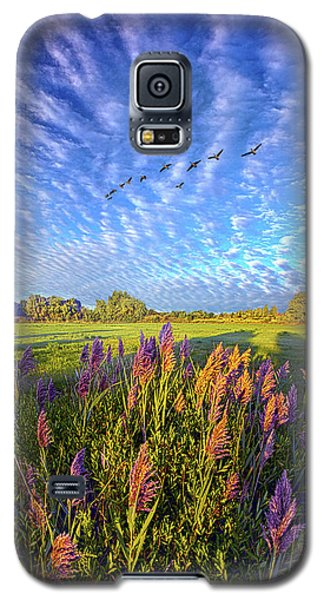 All Things Created And Held Together Galaxy S5 Case