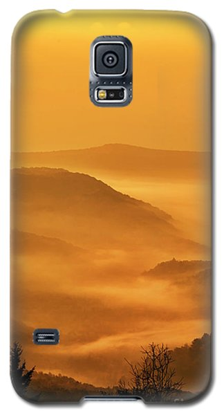Allegheny Mountain Sunrise Vertical Galaxy S5 Case