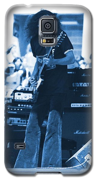 Allen Collins In Blue Oakland 1975 Galaxy S5 Case