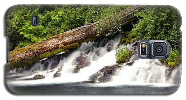 Allen Springs On The Metolius River Galaxy S5 Case