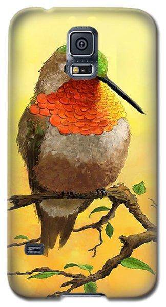 Allen's Hummingbird Galaxy S5 Case