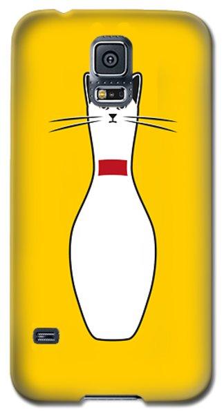 Alley Cat Galaxy S5 Case by Nicholas Ely