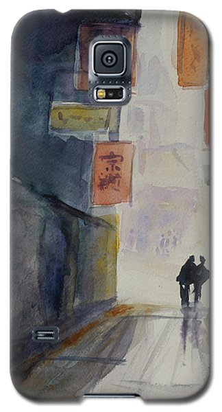 Alley In Chinatown Galaxy S5 Case by Tom Simmons