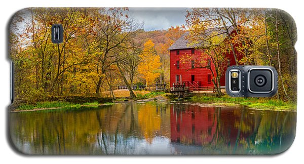Alley Mill And Spring Galaxy S5 Case