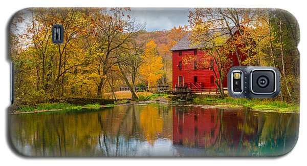 Alley Mill And Spring Galaxy S5 Case by Jennifer White