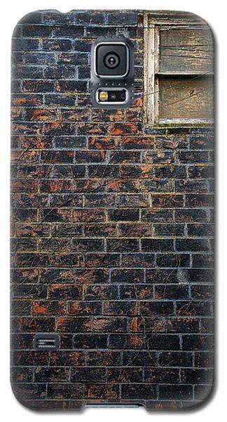 Alley Window Galaxy S5 Case