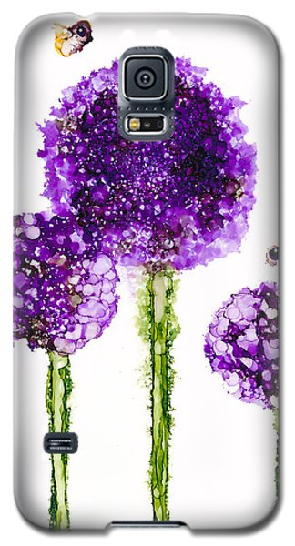 Alliums Humming Galaxy S5 Case