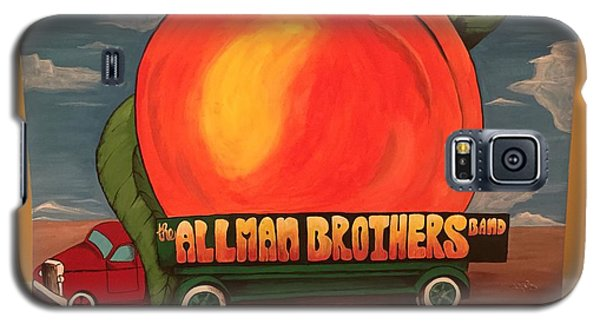 Allman Brothers Eat A Peach Galaxy S5 Case