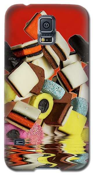 Allsorts Sweets Galaxy S5 Case