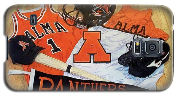 Alma High School Athletics Galaxy S5 Case