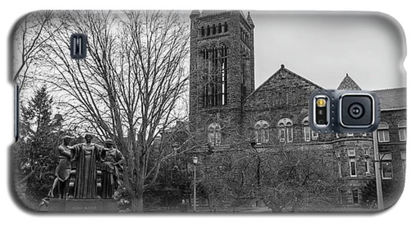 Alma Mater And Law Library University Of Illinois  Galaxy S5 Case
