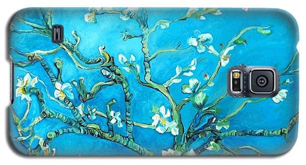 Almond Blossom Galaxy S5 Case by Eric  Schiabor
