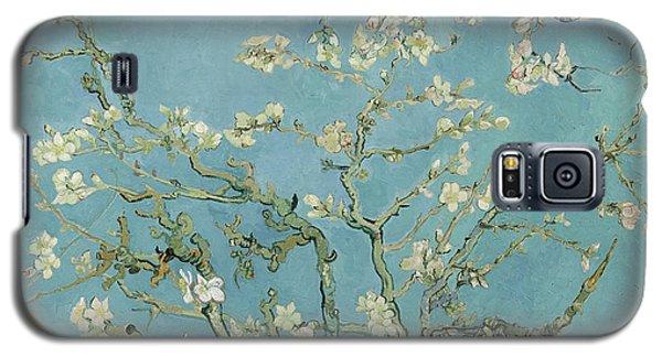 Almond Blossom Galaxy S5 Case