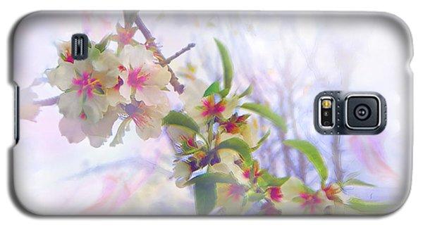 Almond Blossoms Galaxy S5 Case