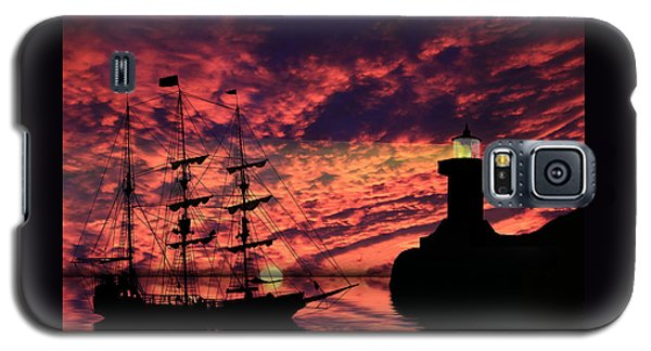 Almost Home Galaxy S5 Case