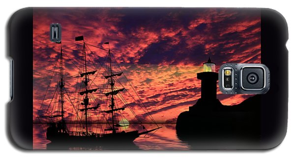 Almost Home Galaxy S5 Case by Shane Bechler