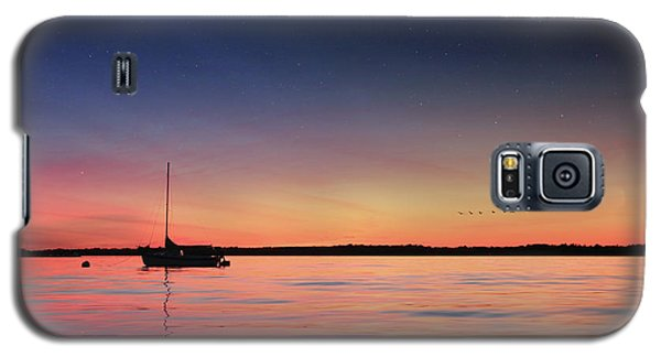Galaxy S5 Case featuring the photograph Almost Paradise by Lori Deiter